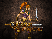 Crusade Of Fortune — 3D автомат от Вулкан и NetEnt